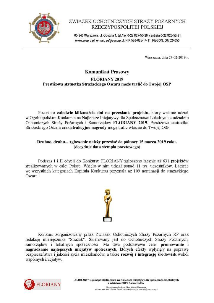 2018-02-27_Komunikat_Floriany_Prestiżowa_statuetka-page-001.jpeg