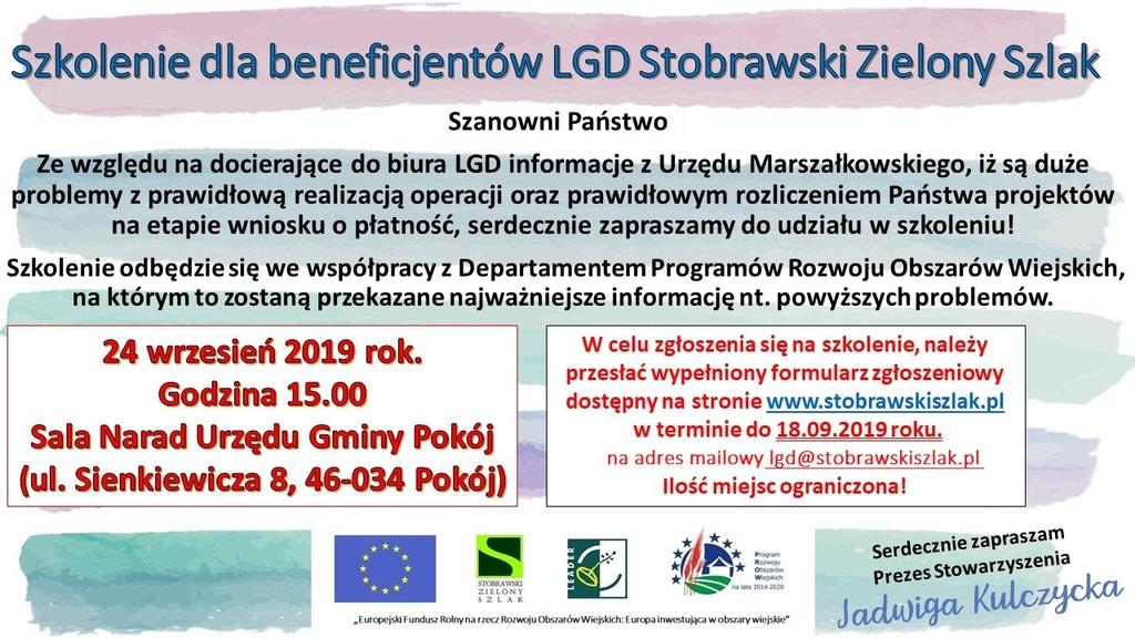 Szkolenie dla beneficjentów LGD Stobrawski Zielony Szlak!.jpeg