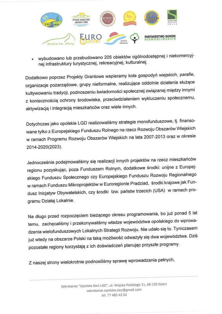 List otwarty opolskich LGD do Zarządu Województwa Opolskiego-2.jpeg