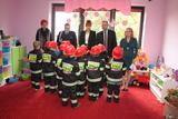 Galeria wrzęczenie stroi strażackich