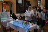 Galeria Praca komisji podczas II Międzynarodowego Festiwalu Tortów, Ciast i Ciasteczek
