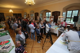 Galeria Pokazy cukiernicze podczas II Międzynarodowego Festiwalu Tortów, Ciast i Ciasteczek