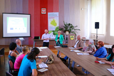 Galeria Fotorelacja ze szkolenia z grantów