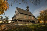 """Galeria Z cyklu """"Szlakiem historii, przyrody i kultury"""" - Kościół św. Rocha w Dobrzeniu Wielkim"""