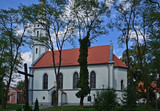 Galeria Kościół Najświętszego Serca Pana Jezusa w Przeczowie