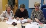 Galeria Podpisanie umów